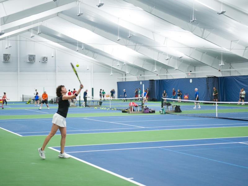 Vancouver Tennis Center 2