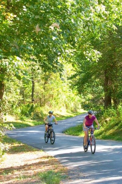 Bicycling Frederick County