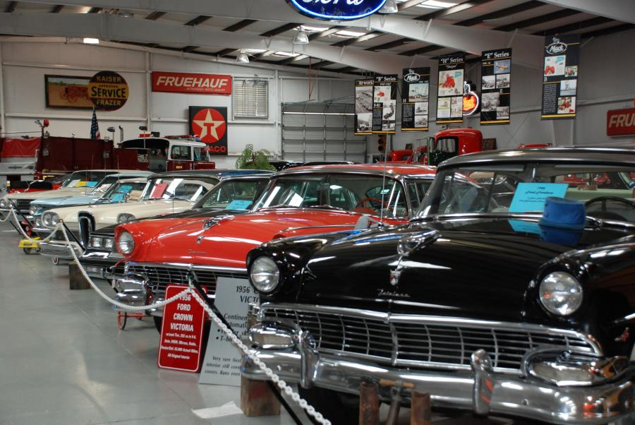 Bennetts Classic Car Museum