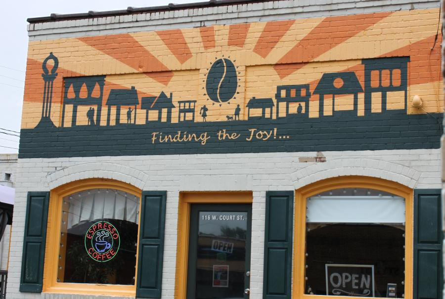 Finding the Joy Mural
