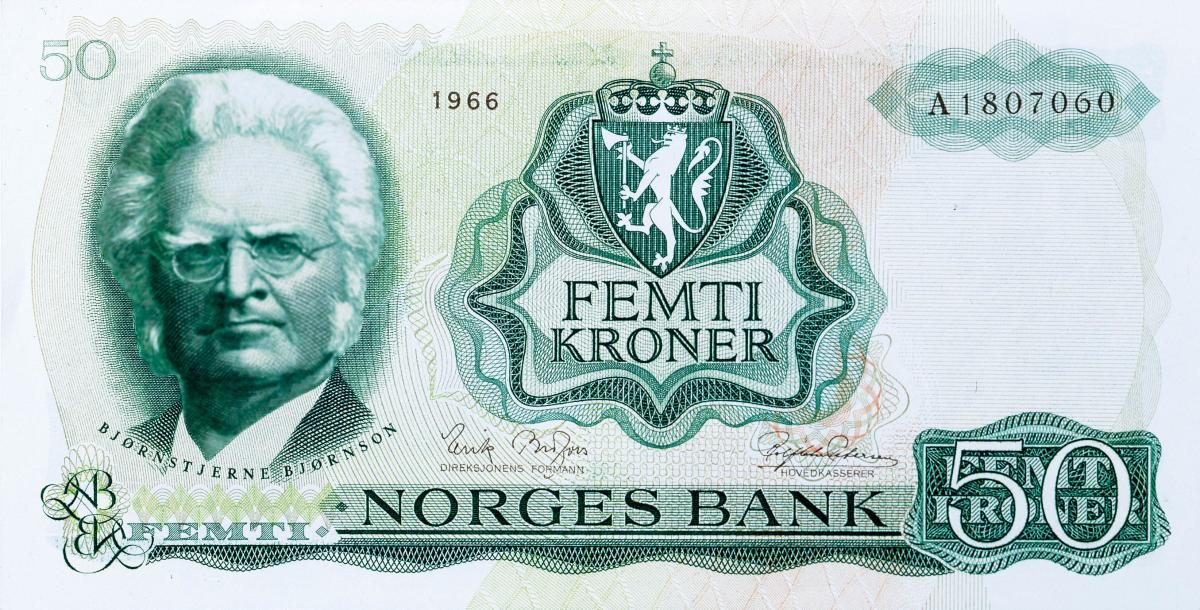 50 kroner (1966)