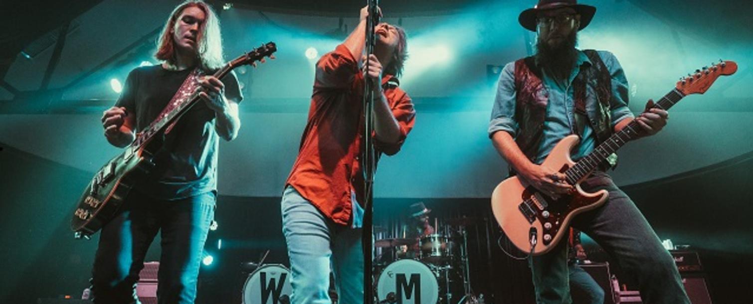 Whiskey Meyers - Die Rockin' Tour