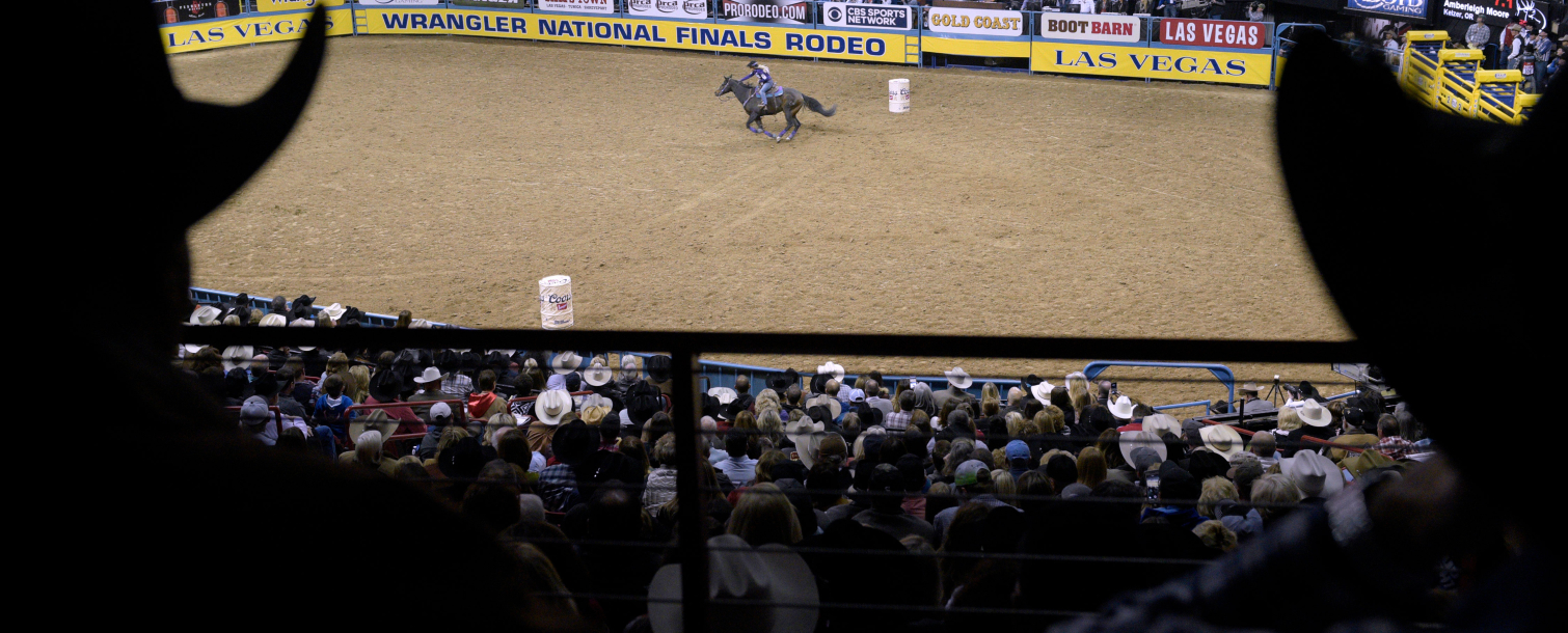 2019 Wrangler National Finals Rodeo (NFR)