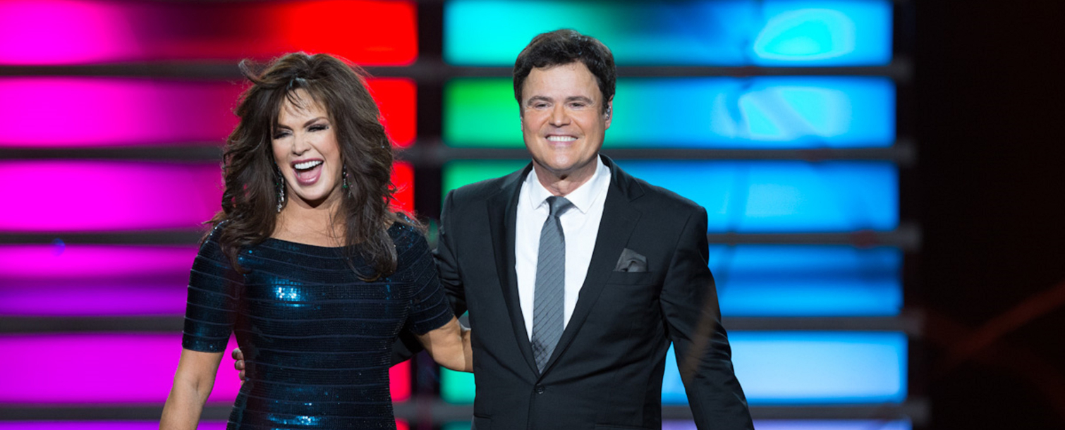 Donny & Marie