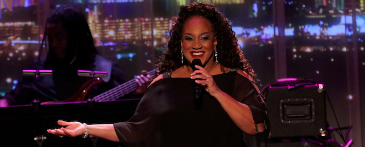 Michelle Johnson Presents Salute to the Great Singer-Songwriters