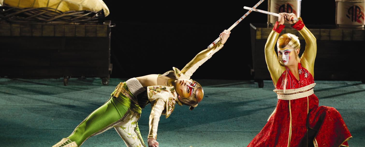 KA - by Cirque du Soleil