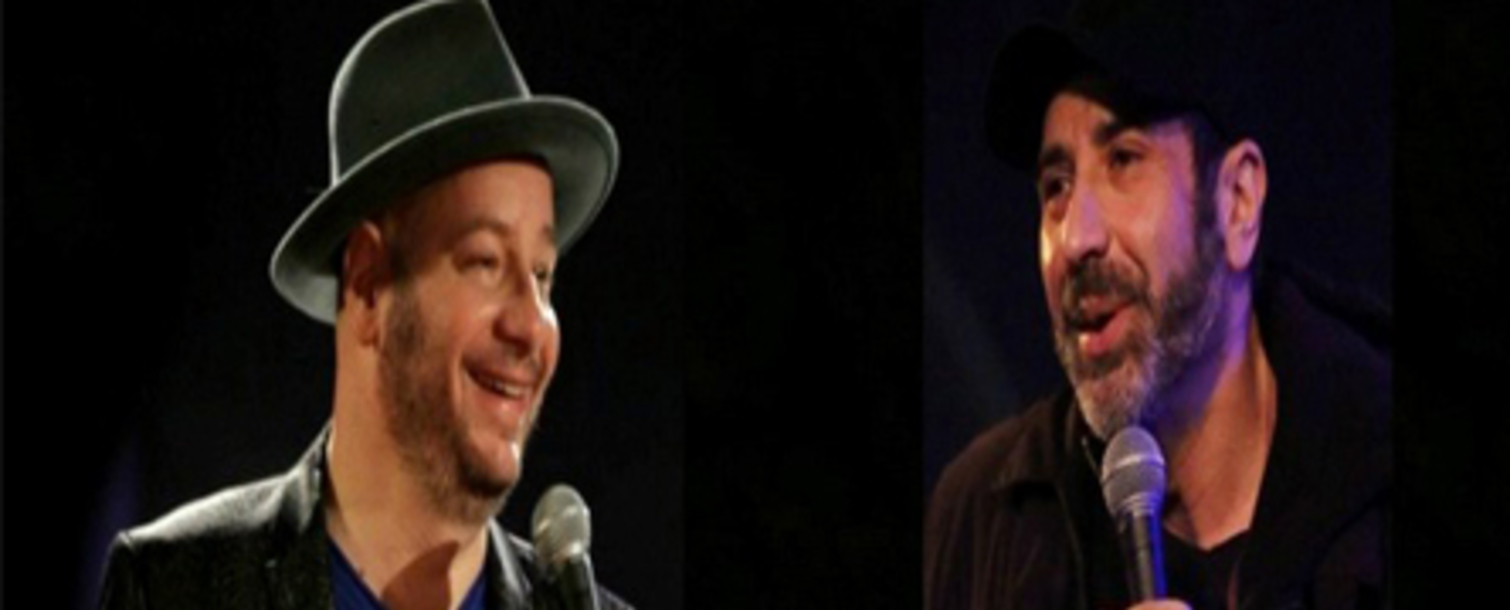 Jeff Ross and Dave Attell: Bumping Mics