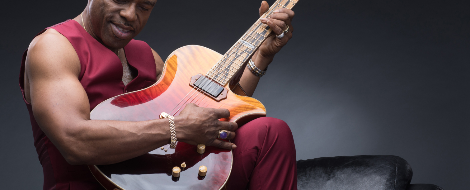 Jazz In The Park 2019: Norman Brown