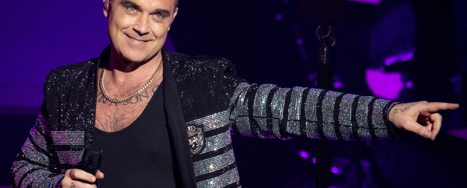 Robbie Williams - Live in Las Vegas