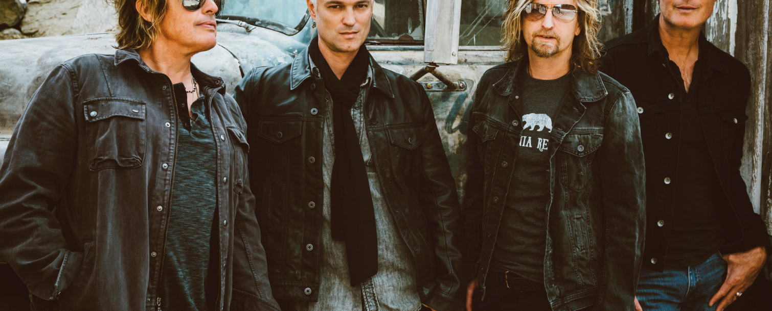 Stone Temple Pilots + Rival Sons