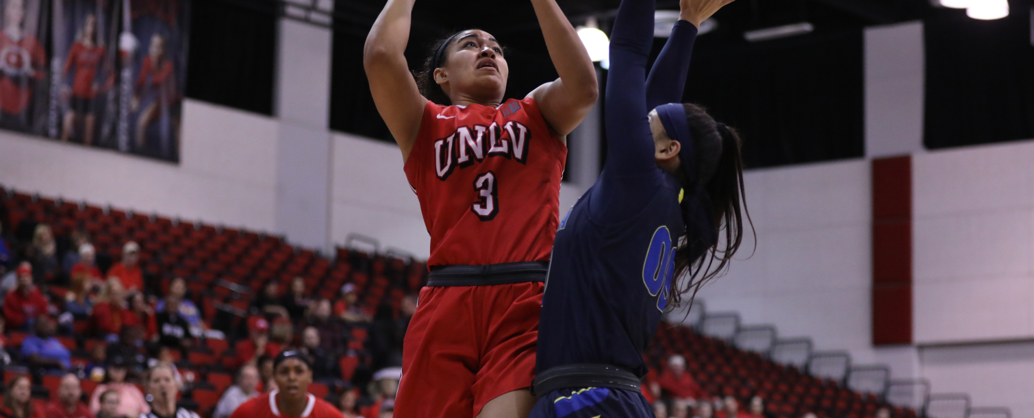 UNLV Lady Rebels Basketball vs. Wyoming
