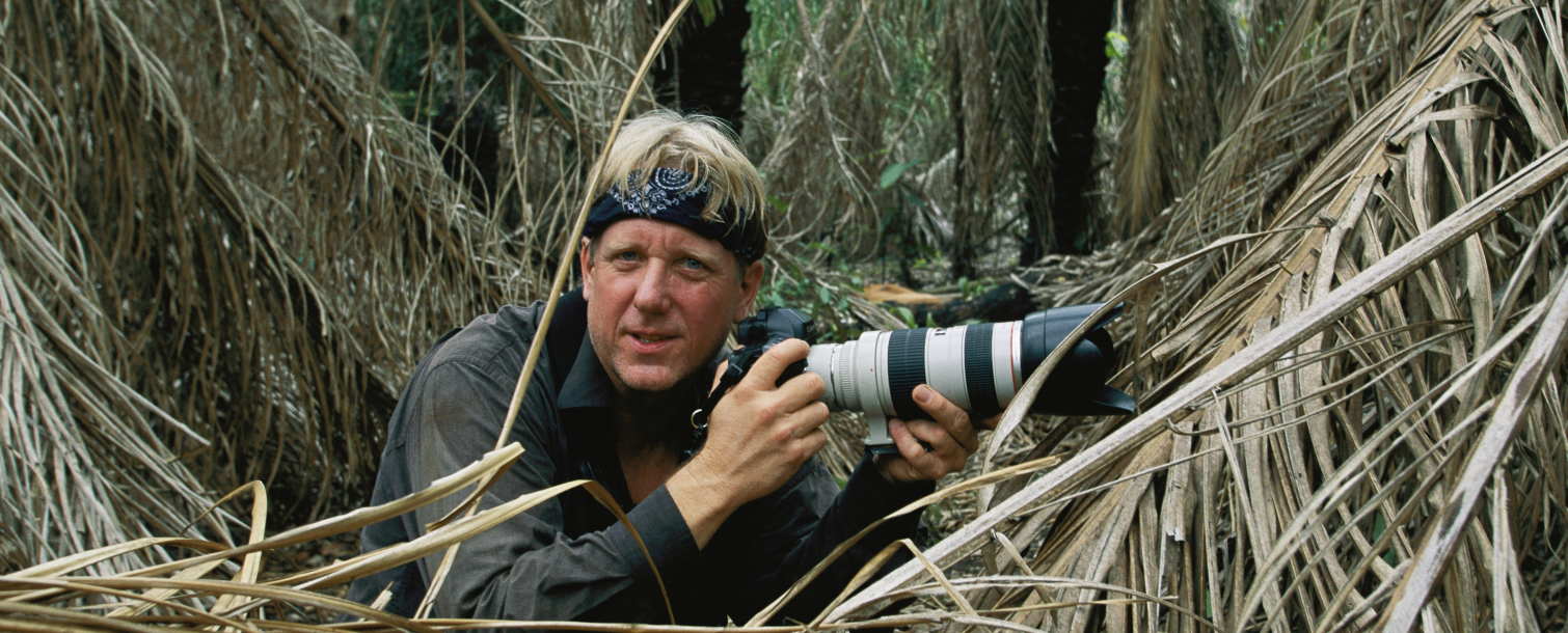 """National Geographic Live: """"On The Trail of Big Cats"""""""