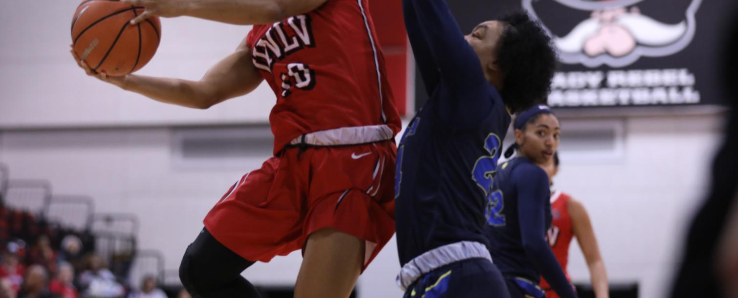 UNLV Lady Rebels Basketball vs. Utah State