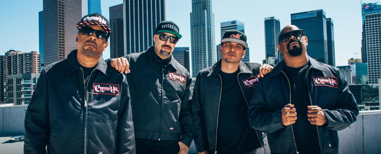 West Coast High 2019: Cypress Hill & Hollywood Undead