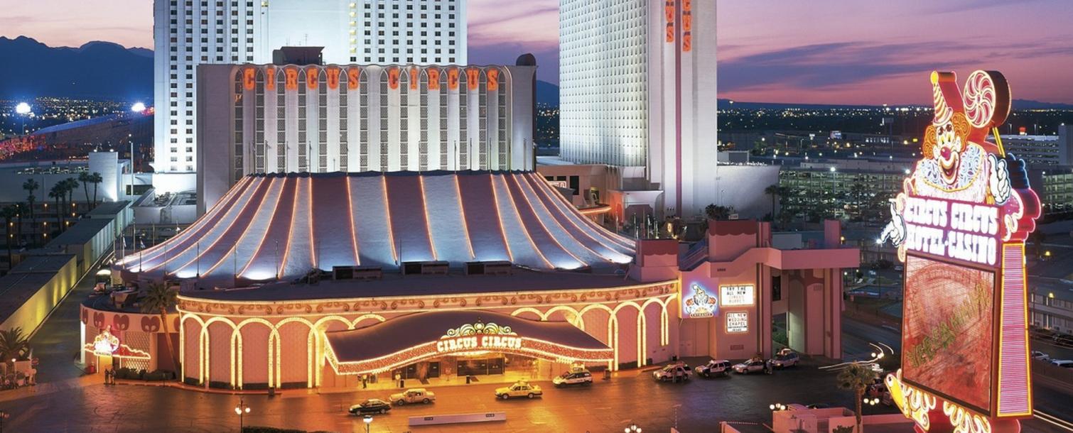 Circus Circus Hotel, Casino and Theme Park