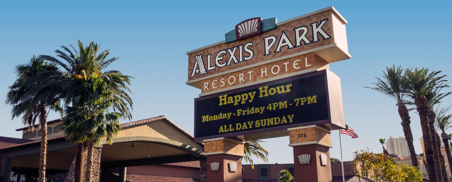 Alexis Park All Suites Resort