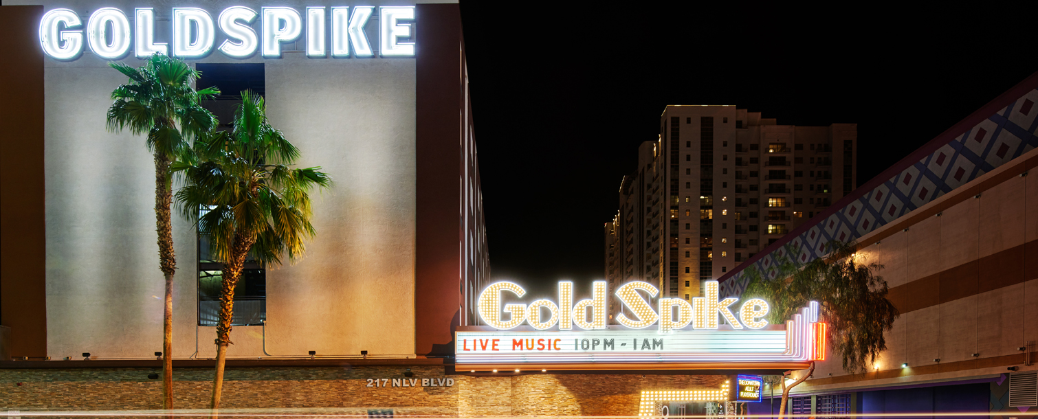 Oasis at Gold Spike