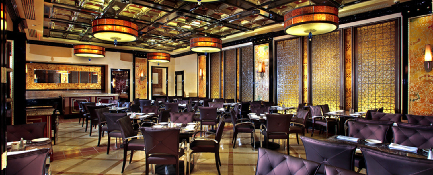 Grand Lux Cafe at the Palazzo