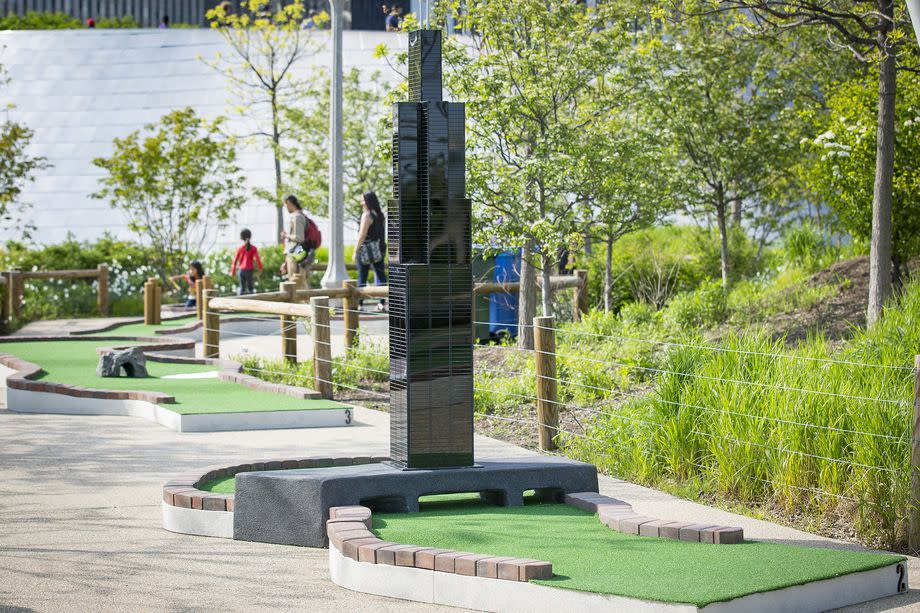 City Mini Golf at Maggie Daley Park