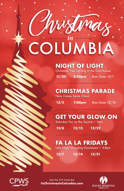 Christmas in Columbia