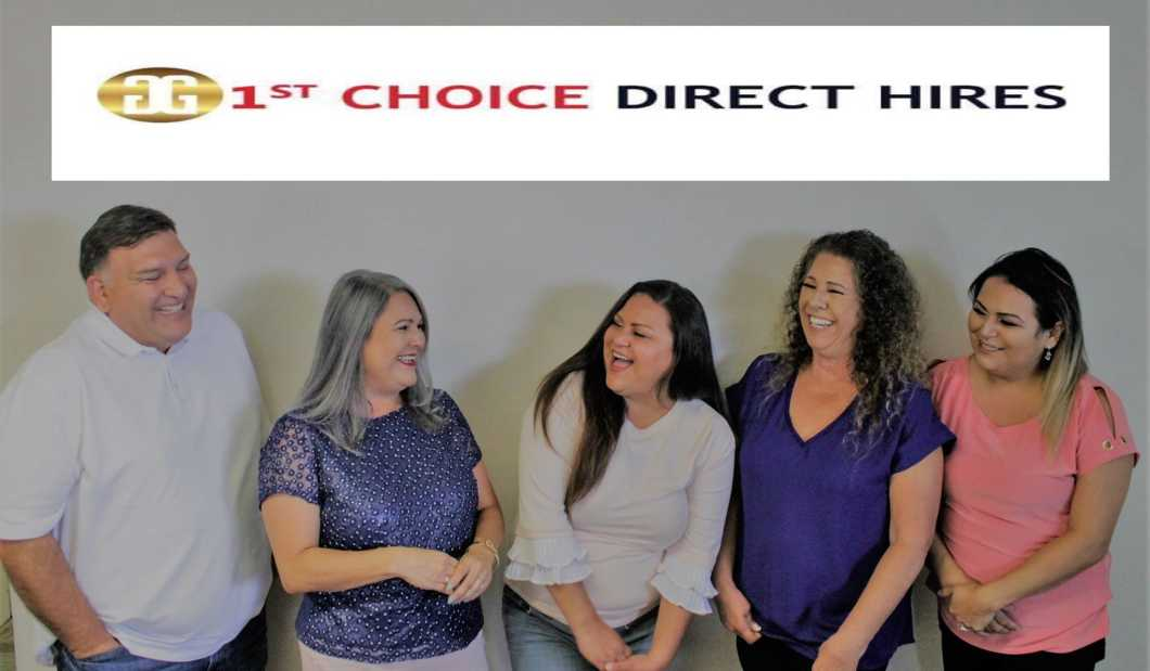 1st Choice Direct Hires