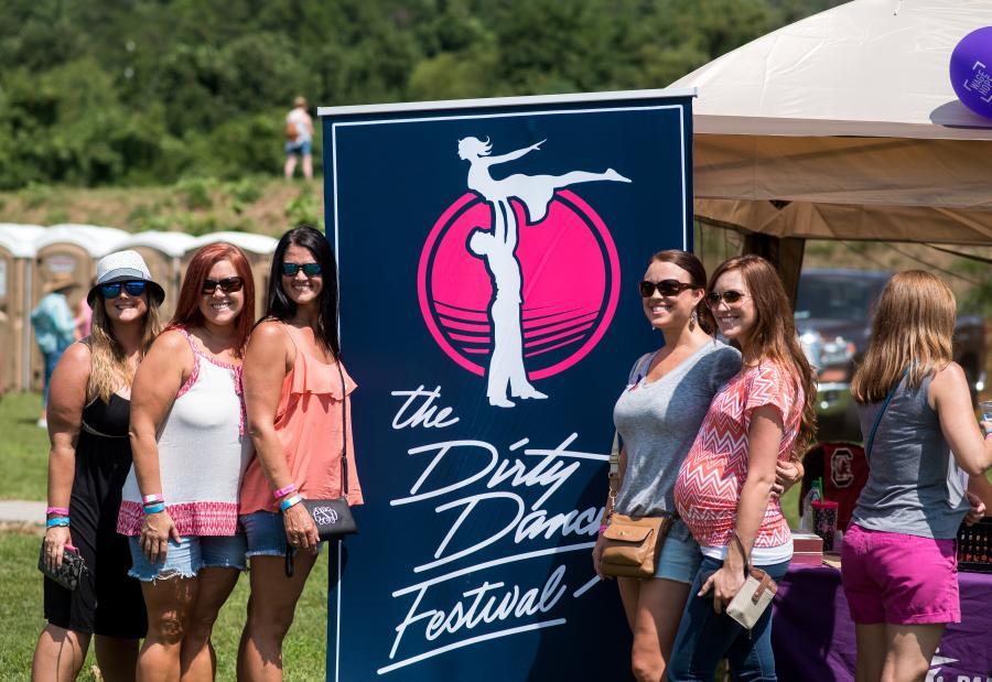 Dirty Dancing Festival Girl's Trip
