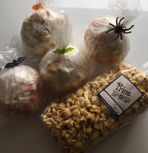 Prima Pop - Pumpkin Spice
