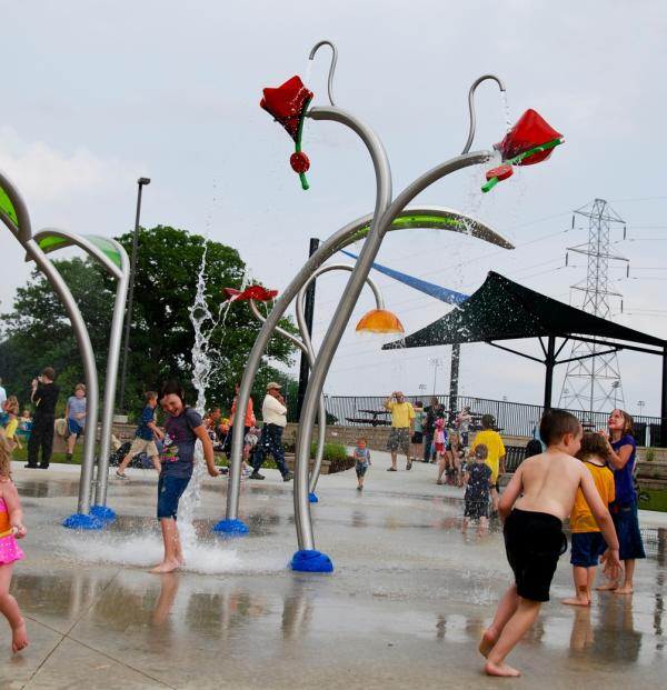 Taylor's Dream Splash Pad-Fort Wayne