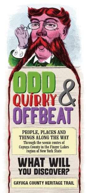 Odd Quirky & Offbeat