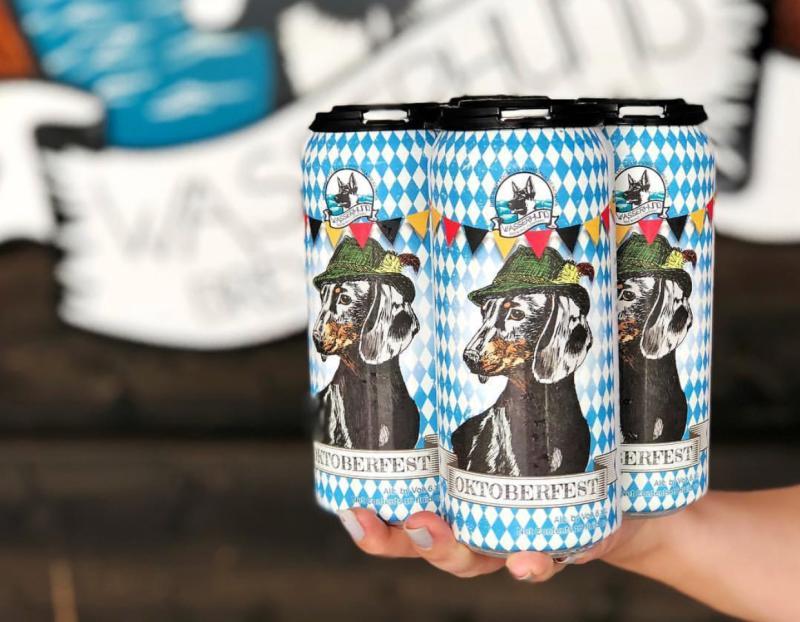 Wasserhund Oktoberfest