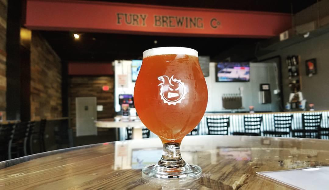 Fury Brewing Company