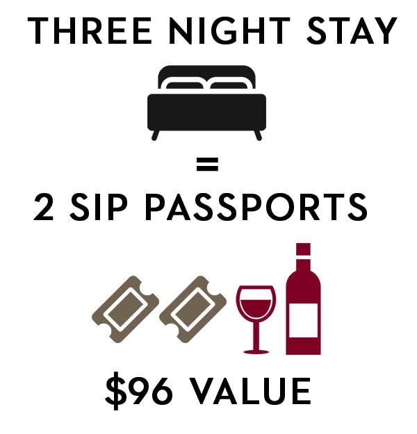 Three Night Stay