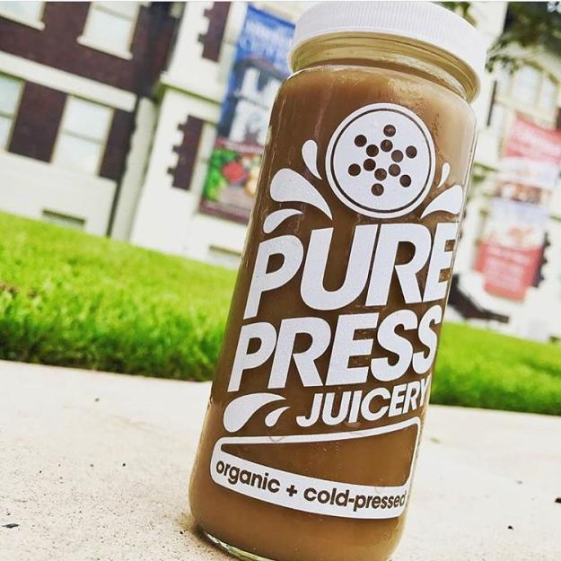 Pure Press Juicery - Mexican Cold Brew Coffee | Lake Charles Farmers Markets