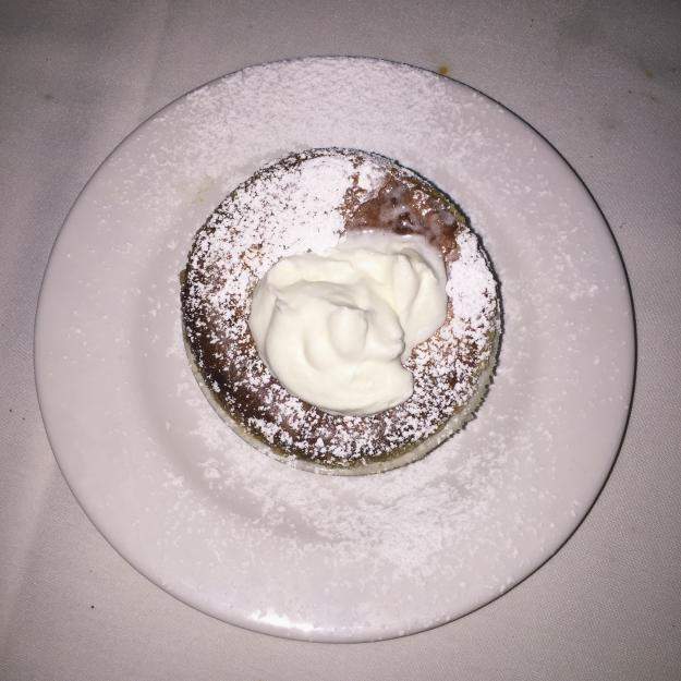 Soufflé from Mazen's in Lake Charles