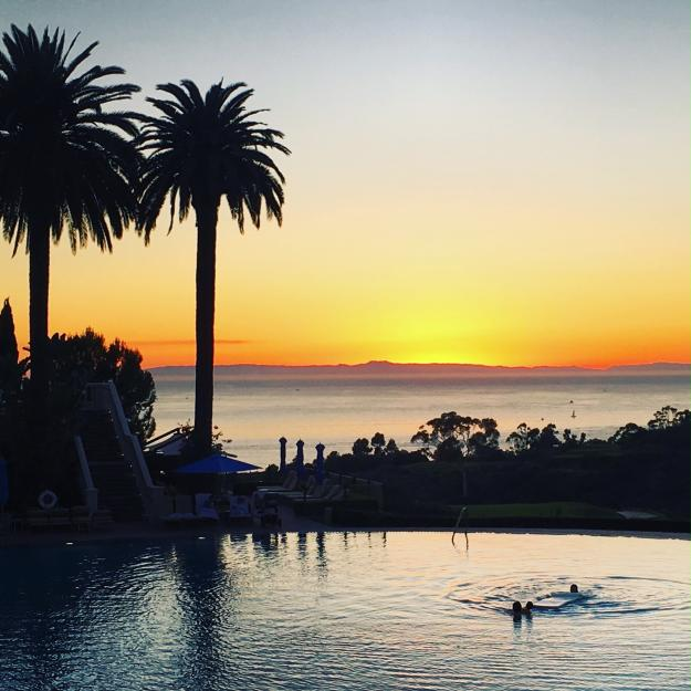 The Coliseum Pool Grill - Pelican Hill