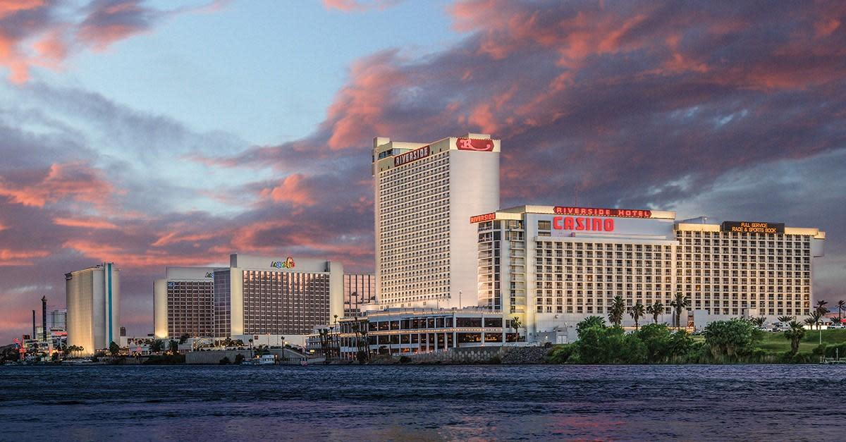 Riverside hotel and casino in Laughlin