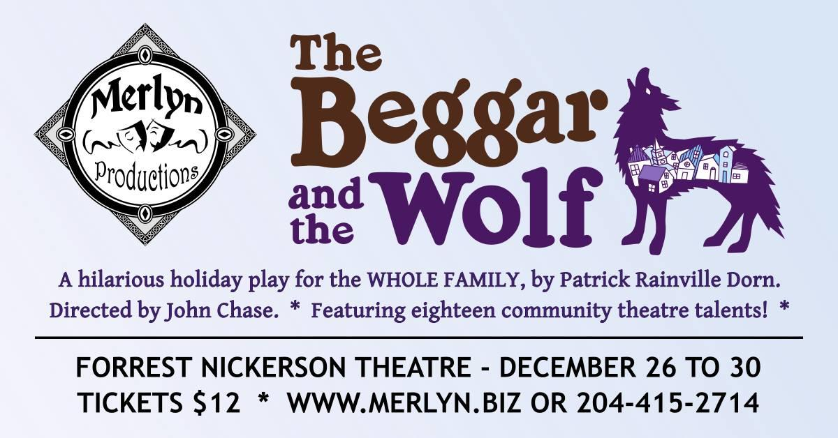 The Beggar and the Wolf - Forrest Nickerson Theatre