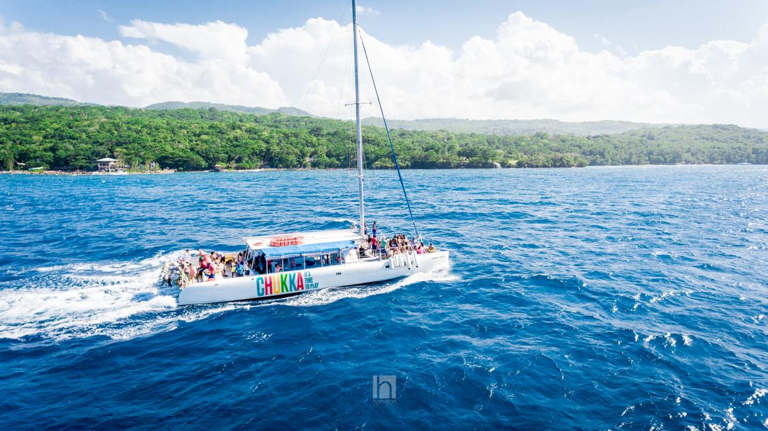 Dunns River Catamaran Cruise by Chukka Caribbean