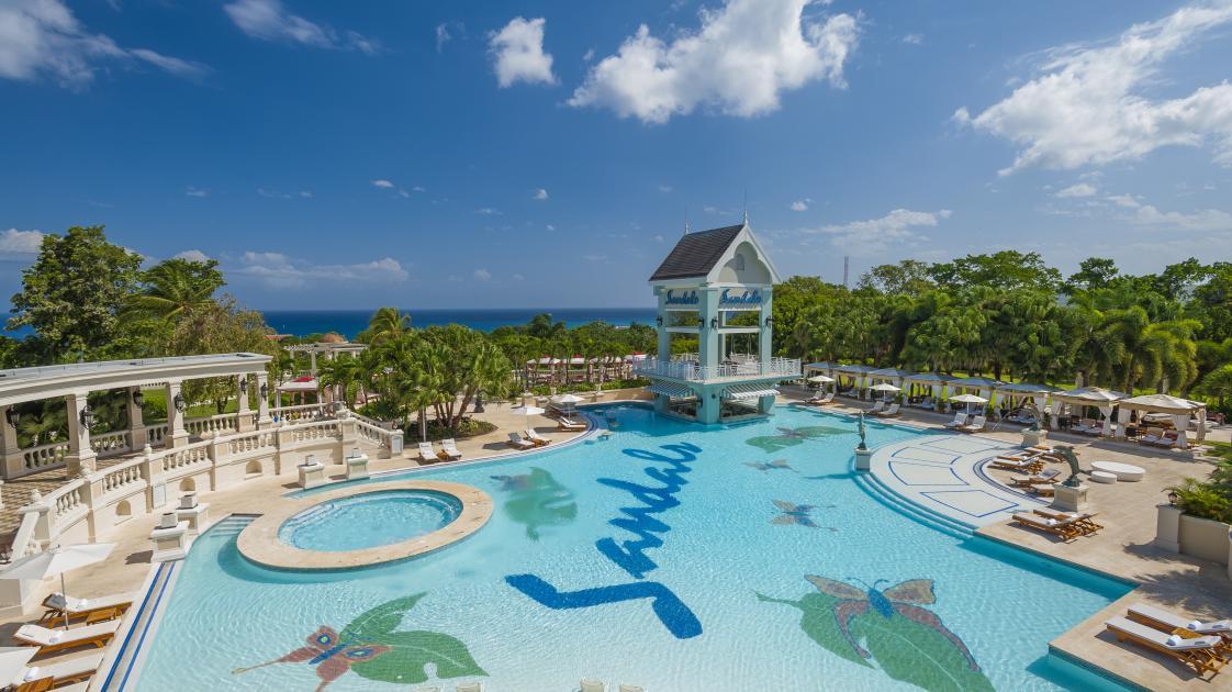 Sandals Ochi Beach & Golf Resort