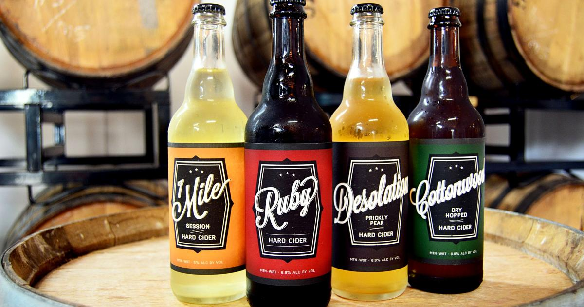 Salt Lake's Brewing scene includes some damn good hard ciders