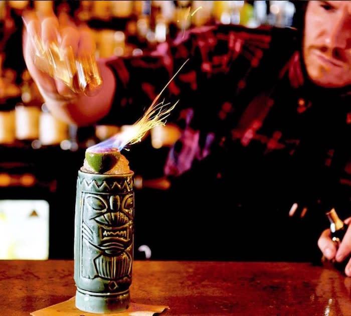 Pacific Hideaway Bartender