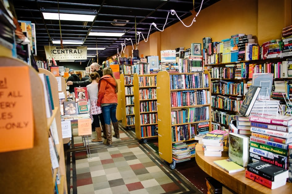 Sugar House Book Exchange