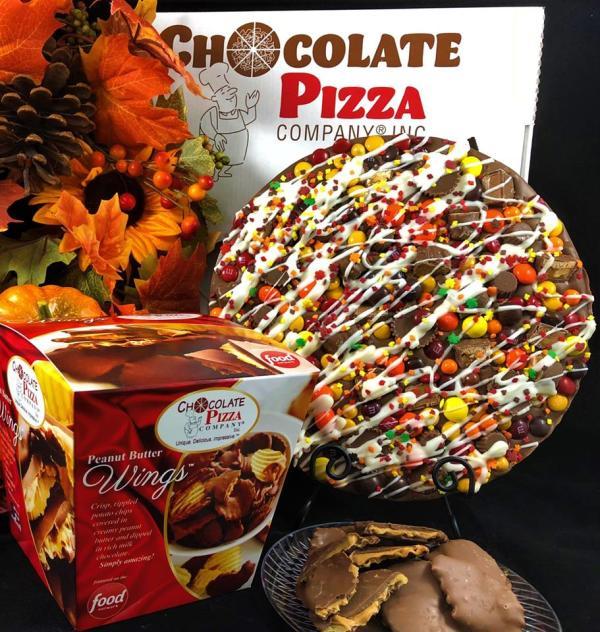 Chocolate Pizza Company - Autumn Mix