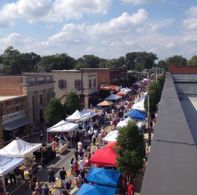 Clayton Harvest Festival Rescheduled
