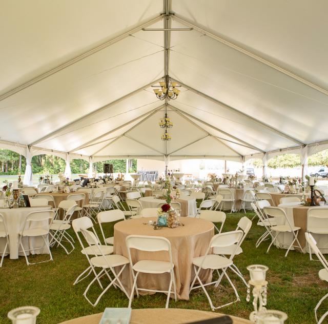 Bentonville Wedding Reception
