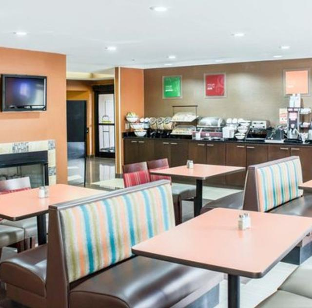 Comfort Inn Garner Breakfast Area