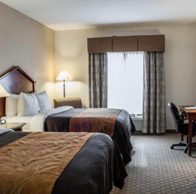 Comfort Inn Smithfield Double Room