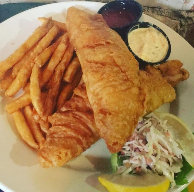 The Flipside Fish & Chips
