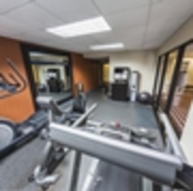 Hampton Inn Selma Fitness Center