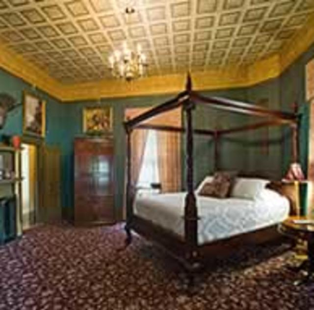 Preston Woodall House Governor Aycock Bedroom